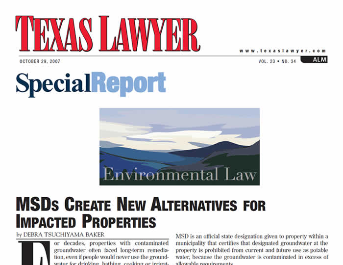 Baker · Wotring LLP | Texas Lawyer Special Report