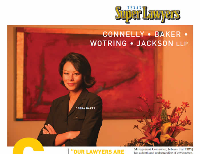 Baker · Wotring LLP | Texas Super Lawyer